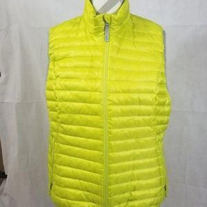 Eddie Bauer Down puffer vest size XL
